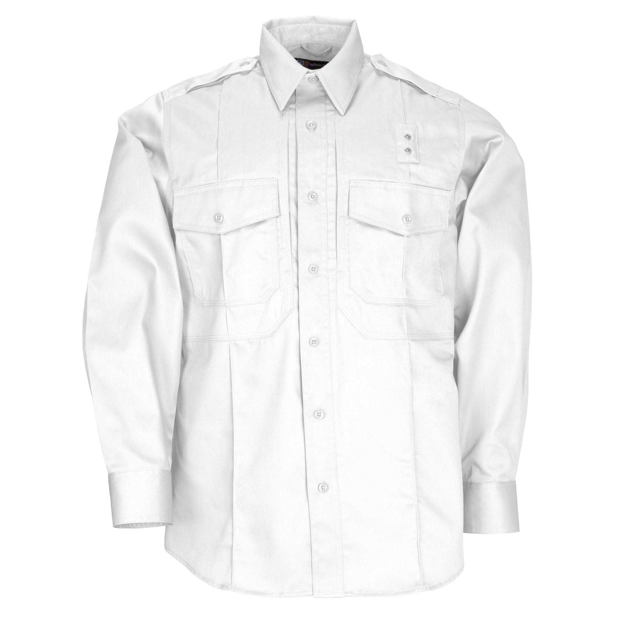 Men's PDU L/S Twill Class B Uniform Shirt