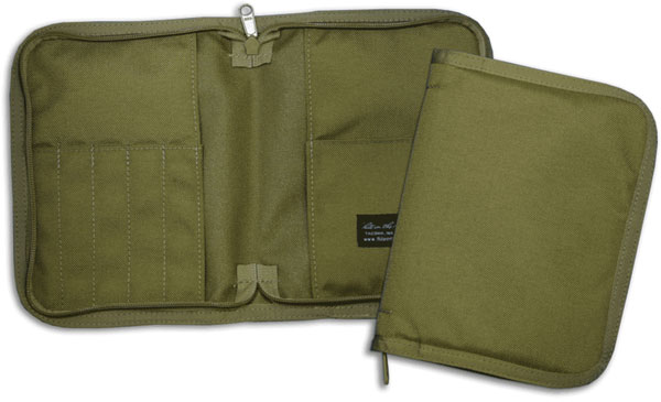 Tactical Field Binder Cordura Cover