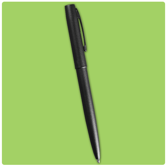 Tactical Clicker All Weather Pen