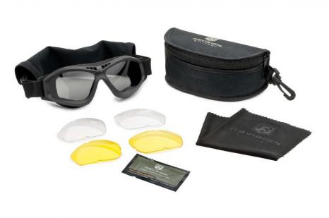 Bullet Ant Deluxe Tactical Goggle Kit