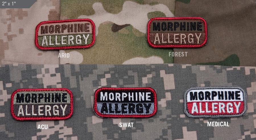 Morphine Allergy