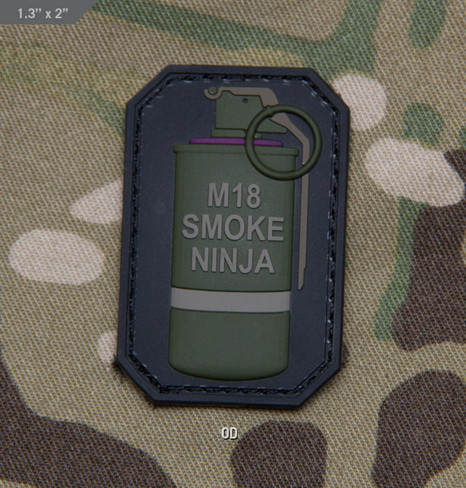 Smoke Ninja