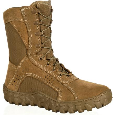 S2V Coyote Brown Tactical Military Boot