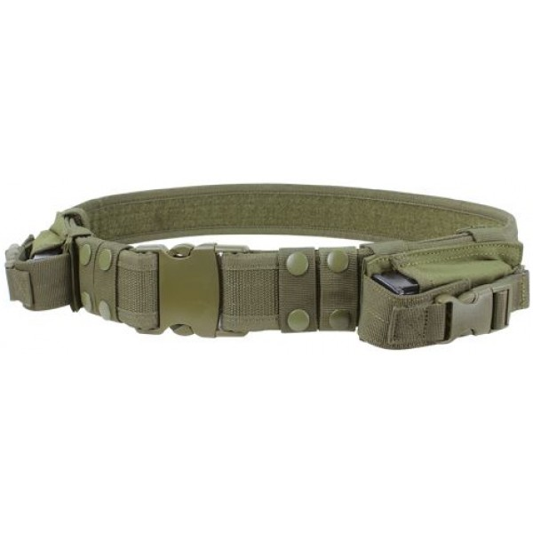 Tactical Pistol Belt