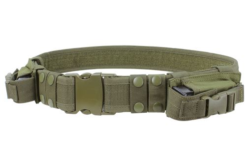 Tactical Pistol Belt